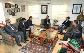 CIF meeting with Member of the Lok Sabha Mr. Anurag Thakur